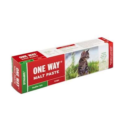"""One Way"" Malt Past ® ( Kedi malt macunu )"
